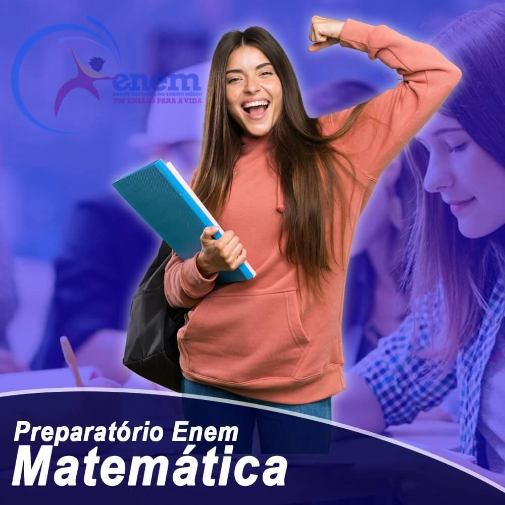 Matemática – Preparatório Enem