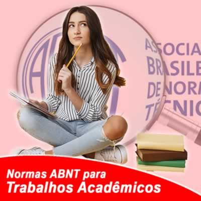 Normas da ABNT para trabalhos acadêmicos