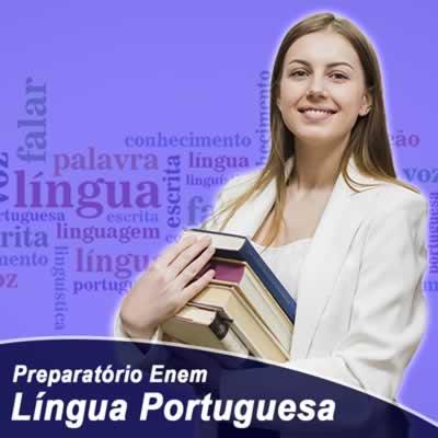 Língua Portuguesa – Preparatório Enem