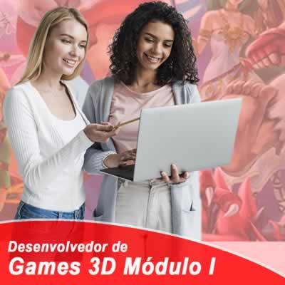 Desenvolvedor de Games 3D – Módulo I