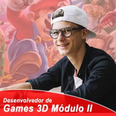 Desenvolvedor de Games 3D – Módulo II-antigo