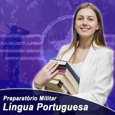 Língua Portuguesa – Preparatório Militar