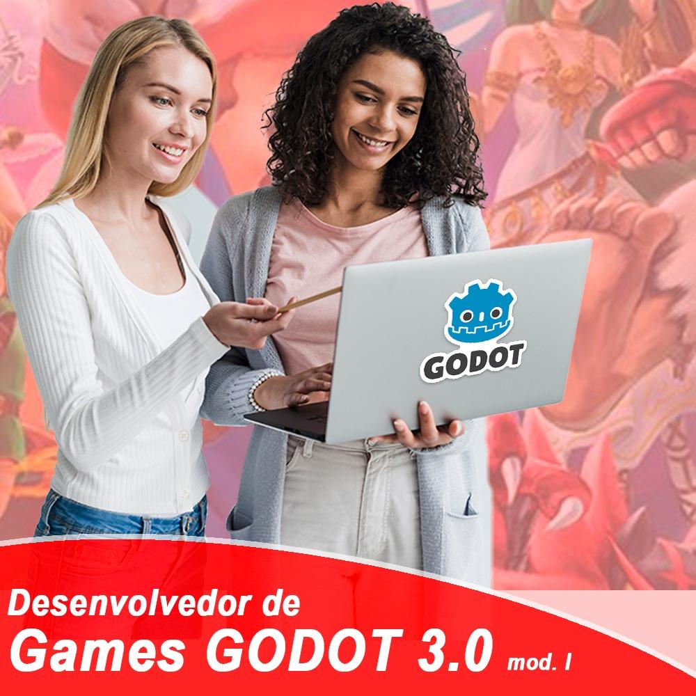 Desenvolvedor de Games com Godot 3.0 – Módulo I
